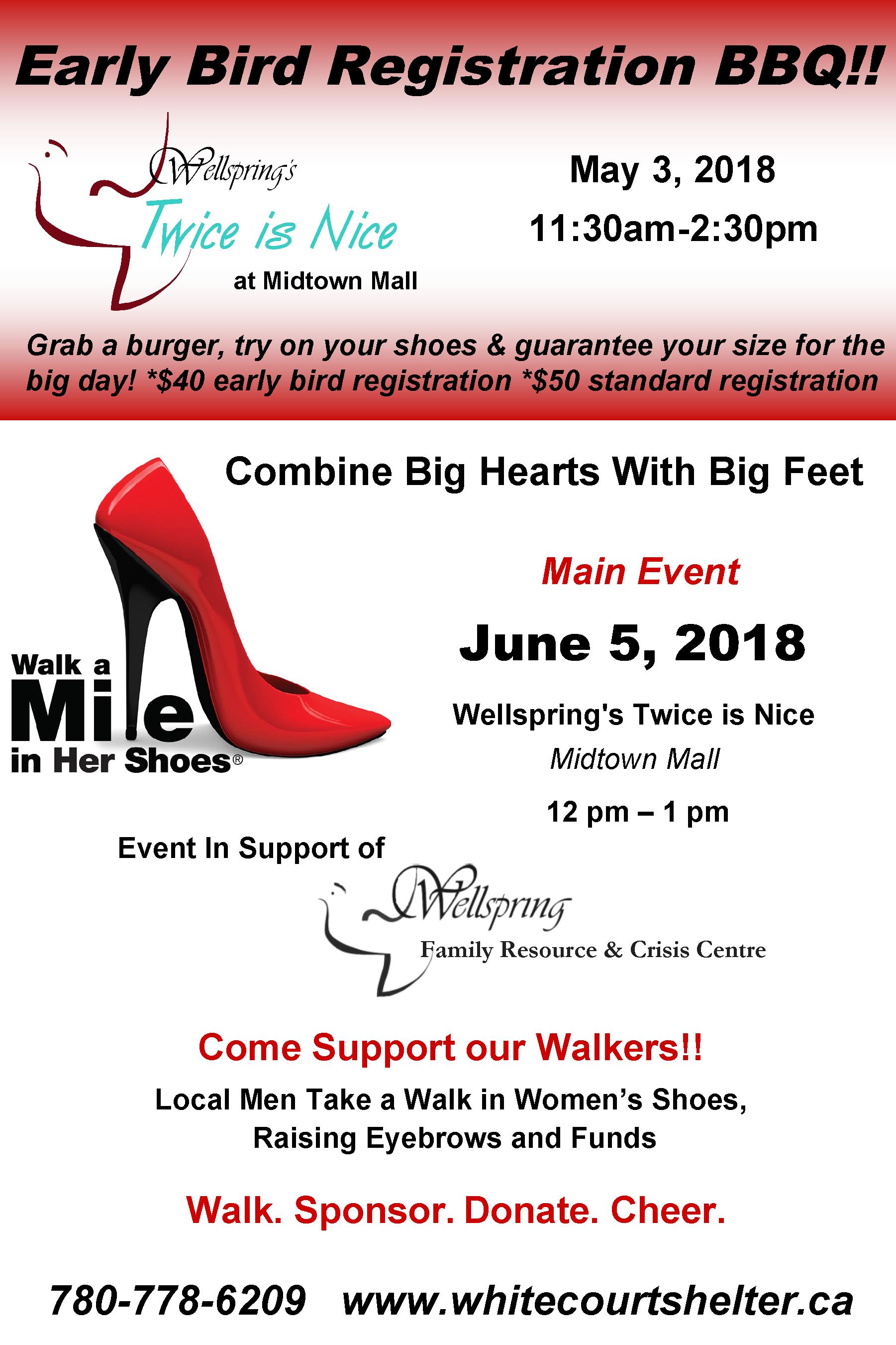 Walk A Mile 2018
