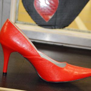 Walk a Mile 2014 Shoe Closeup