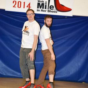 Walk a Mile 2014 Show Some Leg
