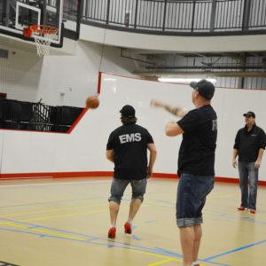 Walk a Mile EMS Basketball